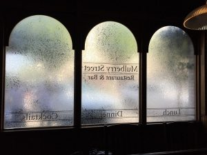 Frosted Privacy Film
